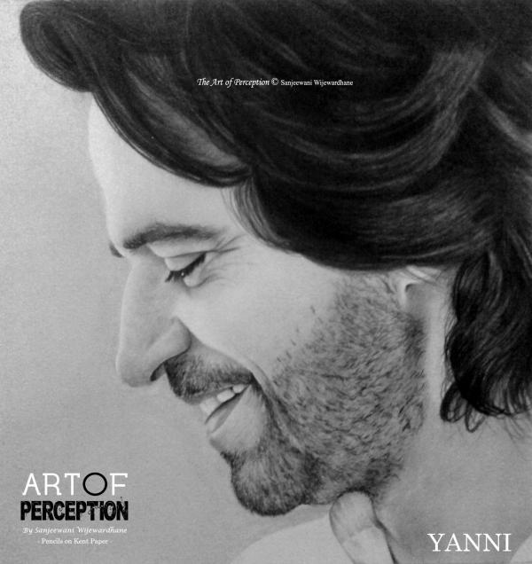 Yanni by sanjulkm